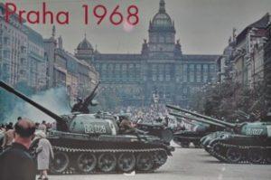 Praha 1968 Чехия вспоминает годовщину оккупации 1968 года