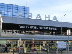 Praha Aeroport Прага Аэропорт имени Вацлава Гавела