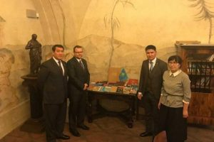 Praha Centr Kazahskoj Literatury Новости Чехии казахская литература