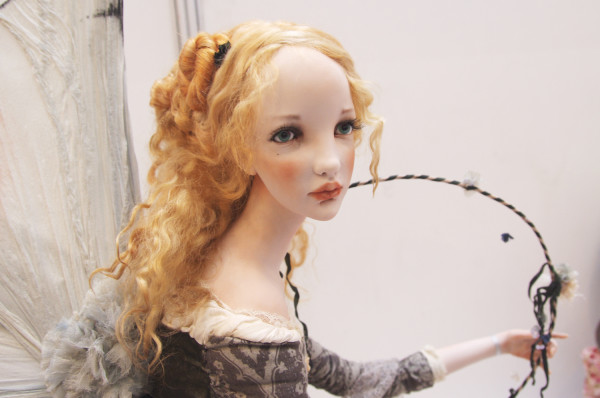 Praha Doll Vystava Kukly Новости Чехии Прага выставка кукол
