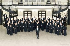 Praha Filarmonicky Sbor Chor Новости Чехии Филармонический хор Прага