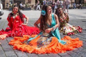 Praha Khamoro 2017 Новости Чехии фестиваль цыганской культуры