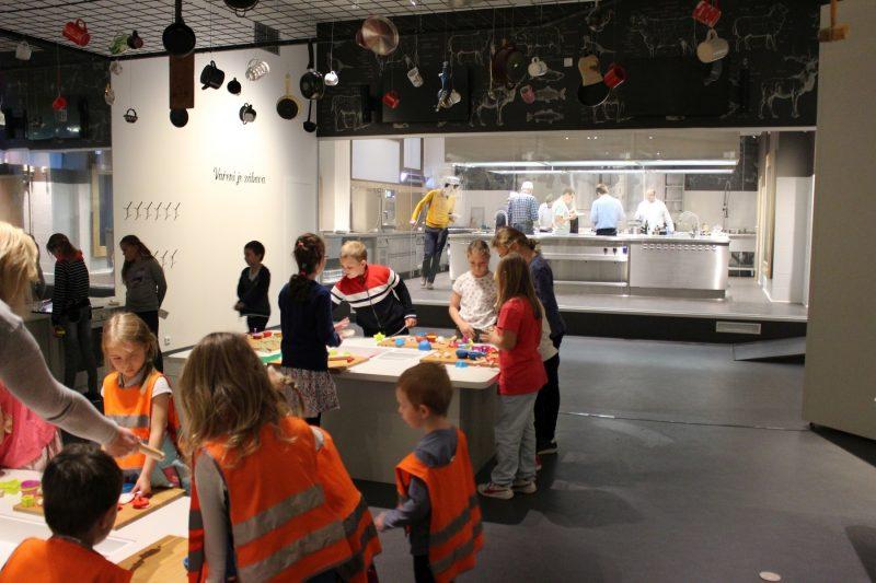 Praha Narodni zemedelske muzeum Новости Чехии выставка о еде