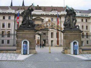 Praha Prazsky Hrad Новости Чехии Пражский Град
