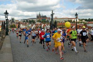 Международный пражский марафон 2014