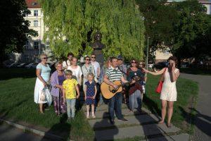 Pushkin 2016 Праздник «на фоне Пушкина»
