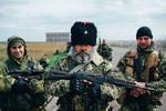 Прорусские сепаратисты на востоке Украины сообщили, что украинская армия обстреливала Краматорск из ракетной установки