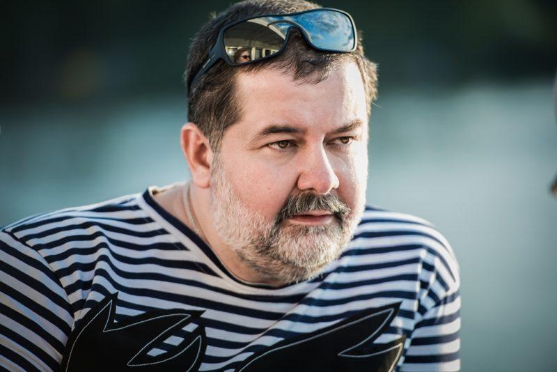 Sergej Lukjanenko v Praze Новости Чехии Лукьяненко Сергей