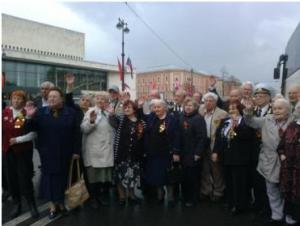 Российские соотечественники, проживающие за рубежом, в Санкт-Петербурге