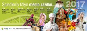 Spindleruv Mlyn mesto zazitku 2017 finál Новости Чехии туризм сказки дети