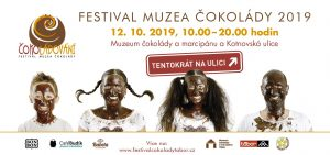 Tabor Festival Cokolada 2019 Фестиваль шоколада Табор Чехия
