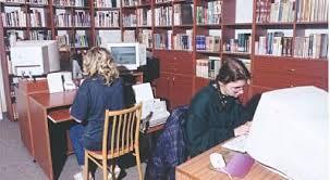 Teplice Knihovna Biblioteka В Чехии самая обширная сеть публичных библиотек в мире Теплице