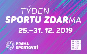 Tyden sportu zdarma 2019 Неделя спорта Прага