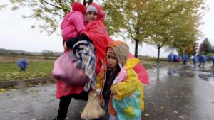 Upyrchliky В чешскую Йиглаву приедет вторая группа иракских христиан