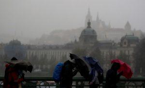 Uragan 2017 Praha Новости Чехии Ураган Гервард Прага