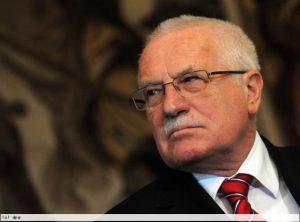 Вацлав Клаус: «Наши западные товарищи попользовались Украиной против России»