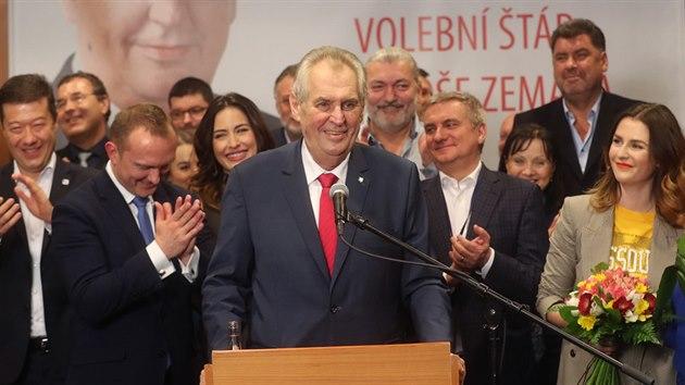 Volby 2018 Zeman Новости Чехии Выборы президента