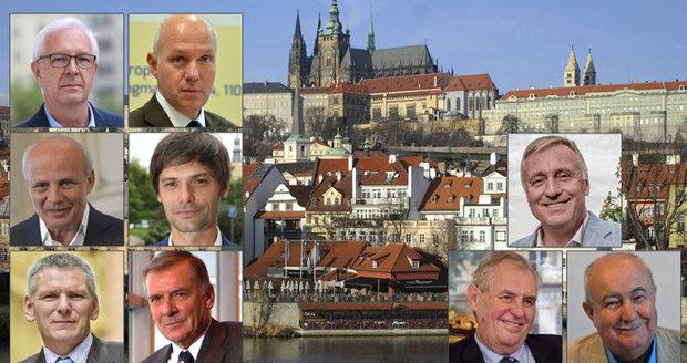 Volby Vybory Prezidenta Kandidaty 2018 Новости Чехии Выборы президента