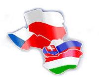 Vyshegradska cetverka Новости Чехии Земан Вышеградская четверка миграция