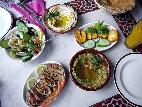 Zakuski Sirijskie Kulinarija Пражан научат готовить сирийскую еду