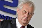 Милош Земан против введения санкций Евросоюза для России и её изоляции