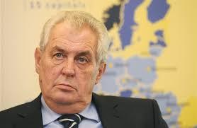 Zeman Milos 1 Глава МИД: Ситуация с российским Су-24 в Турции требует переговоров всего международного сообщества