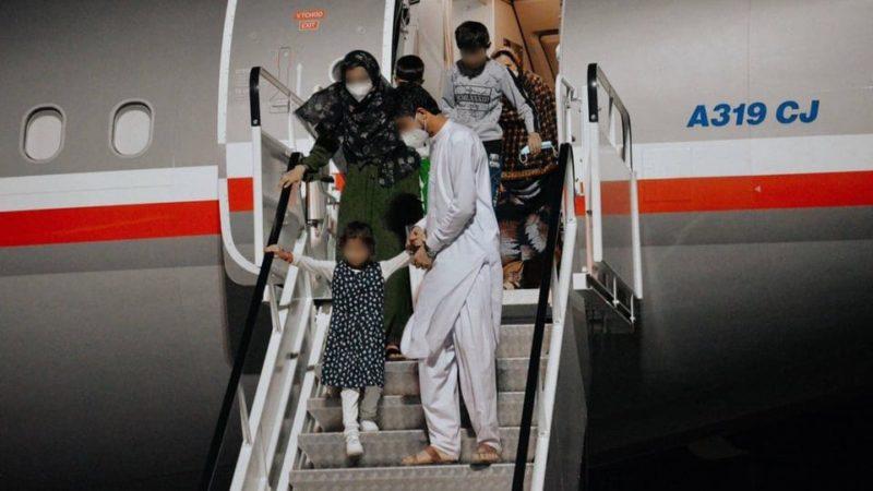 bezency v cesku afgancy