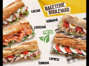 Praha Bageterie Boulevard Jidlo Food Новости Чехии Прага кулинария багеты