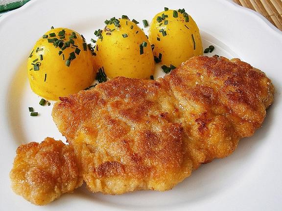 Rizek Новости Чехии чешская кухня шницель