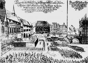 kazni na staromestskoj pl. v prage