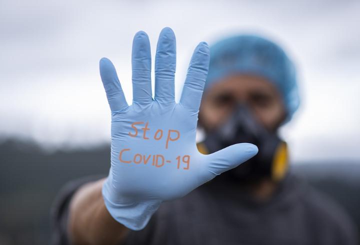 koronavirus stop
