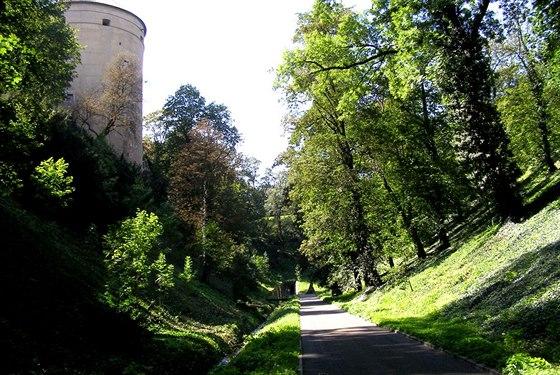 Praha Jeleni Prikop