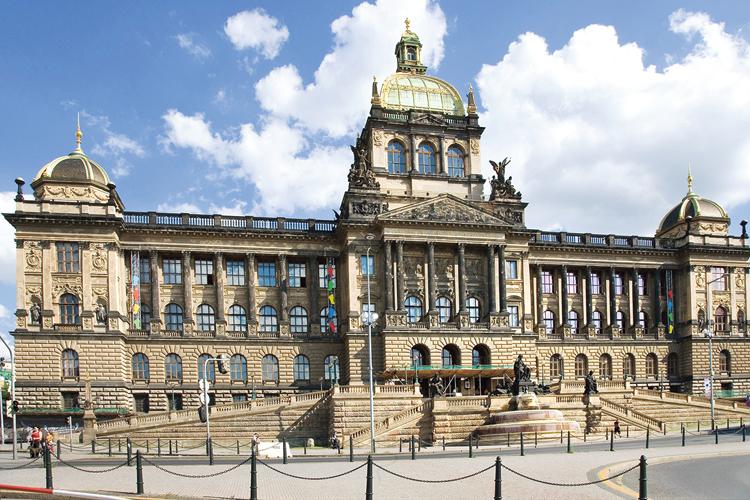 Praha Narodni Muzeum