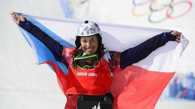 Первое золото Чехии на Олимпиаде 2014