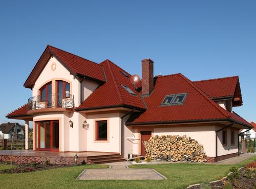 Дом фирмы Slunce Domova