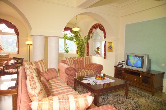 Президентские апартаменты в отеле