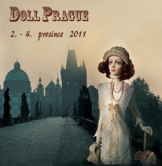 Международная выставка кукол в Праге