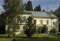 Замок Олтыне, расположенный в Южной Чехии.