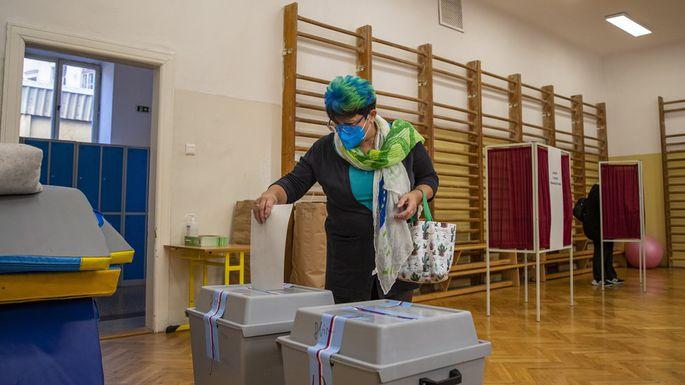 volby vybory v cesku