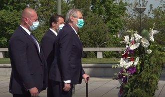 Zeman Prezident Valka 2 Svetova Vitkov Koronavirus 2020